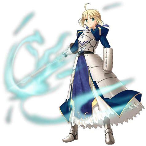 New Anime Fate Stay Blue Saber 2 0 Figma 227 Pvc Figure 6 fate x pok 233 mon i choose you saber pok 233 mon amino