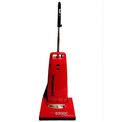 commercial vacuum model 6500c evolution 6500c 12 commercial upright vacuum the