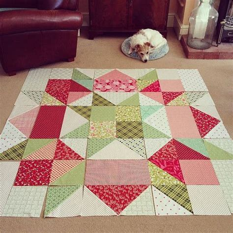 Easy Large Block Quilt Patterns by 17 Best Ideas About Big Block Quilts On Large