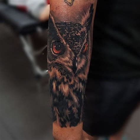 owl tattoo realism 51 owl tattoos ideas best designs with meaning