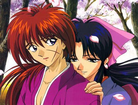 imagenes romanticas de samurai x samurai x mega post taringa