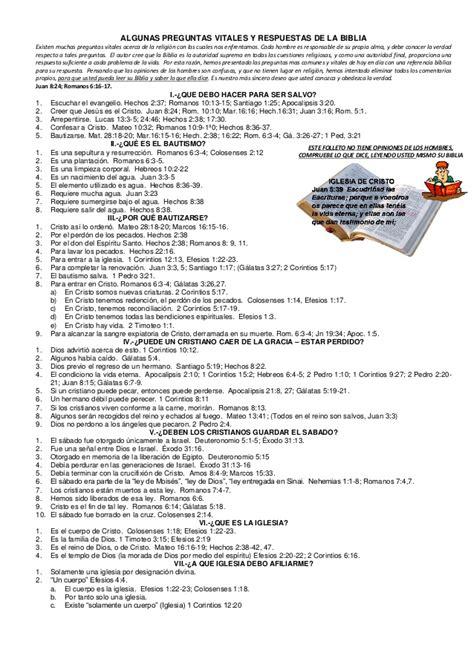 preguntas de la biblia por libros algunas preguntas y respuestas vitales de la biblia