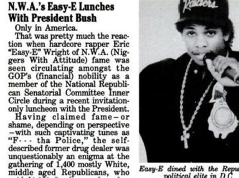 eazy e white house eazy e in the white house didn t make it into straight outta compton