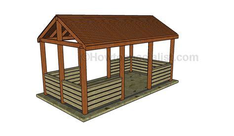 outdoor shelter plans how to build a pavilion howtospecialist how to build