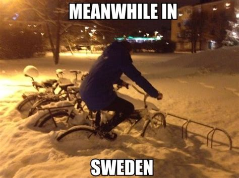 Sweden Meme - you need some pedal power best meanwhile in sweden memes