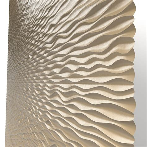3d decorative wall panels 3d panel decorative wave