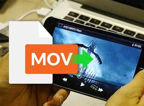 play mov on android how to play wav on android devices easily