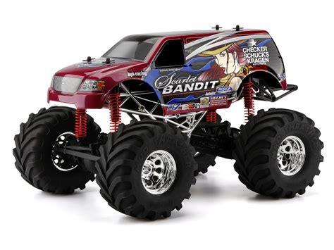 Monster Jam Aufkleber by 102299 Wheely King Truck Rtr Scarlet Bandit Eu 3pin