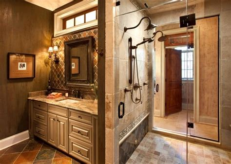 kitchen and bathroom ideas tuscan bathroom design tuscan home 101