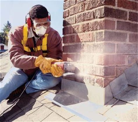 Repointing A Fireplace by Chimney Repointing