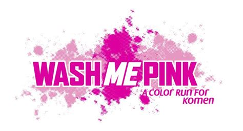 how to wash color run wash me pink a komen color run the pulse 187 chattanooga