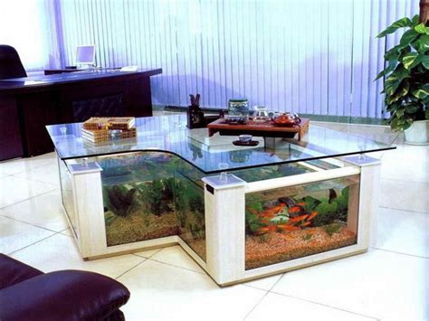 Spruce Up Kitchen Cabinets by 8 Extremely Interesting Places To Put An Aquarium In Your Home