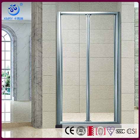 frosted shower screens bath folding bath frosted bifold shower screen kd3207 buy