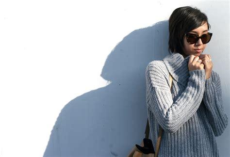 Turtle Neck T Shirt Oversize Oversized Stipe Stripes Import unconscious style style by heyden
