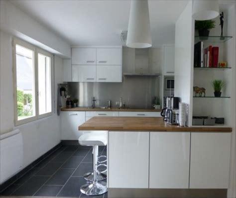 cuisine avec porte fenetre cuisine 187 cuisine en l avec fenetre 1000 id 233 es sur la