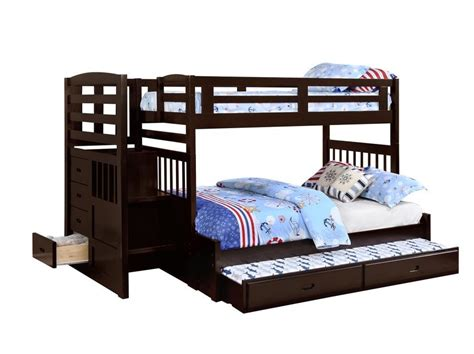Bunk Beds Dublin Dublin Collection Bunk Bed 460366 Bunk Beds Furniture Land Ohio