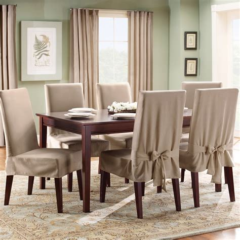 diy dining room chair covers easy and elegant diy dining chair covers the wooden houses