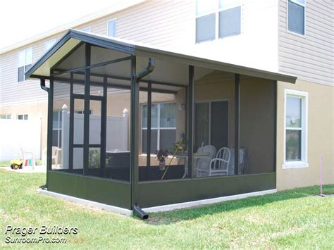 new smyrna florida screen room enclosure prager