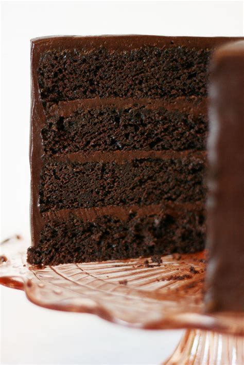 American Chocolate Cake american chocolate mud cake recipe from cake paper