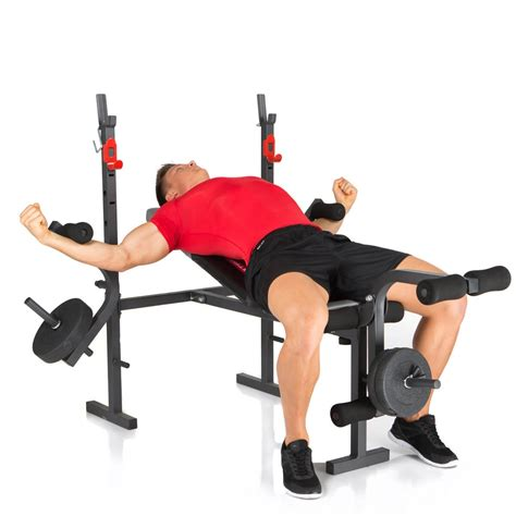 ch weight bench buy hammer weight bench bermuda incl 25 kg weights
