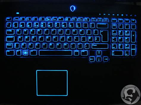 alienware light up keyboard windows programs won t display on laptop think they re
