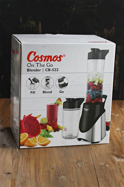 Blender Cosmos Keluaran Terbaru my my my food cosmos on the go cb 522