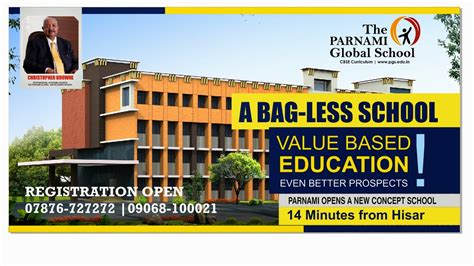 school admission banners design