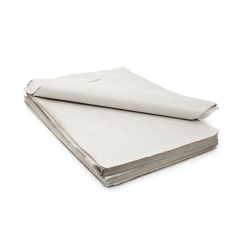 Home Depot Paper by Pratt Retail Specialties 18 In X 24 In 30 White