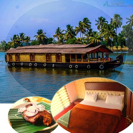 kerala boat house fare 7 bedroom deluxe kerala boat house alleppey houseboat club