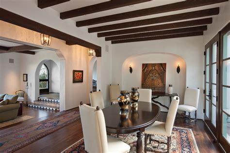 hallway lighting fixtures Dining Room Mediterranean with