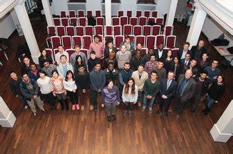 Tu Bergakademie Freiberg Mba by Welcome Ceremony For New Imre Ibdem Generation Tu