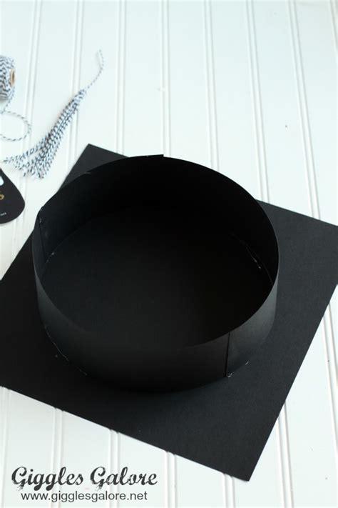 How To Make A Paper Graduation Hat - diy graduation cap balloon gift