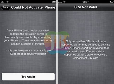jailbreak  ios   melewati layar aktivasi  iphone