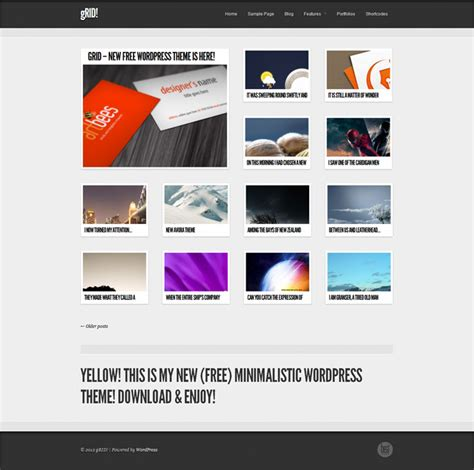 great wordpress themes to show off your portfolio