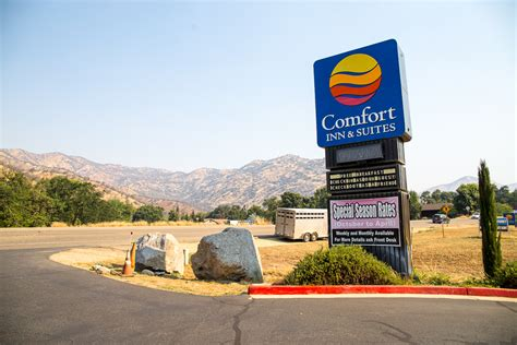 Comfort Inn Three Rivers by Visiting Sequoia National Park Travel Pockets