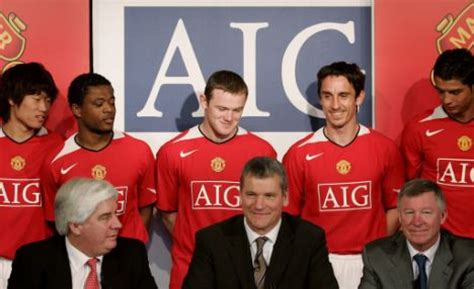 Credit crunch hits AIG as United sweat on £28m remaining