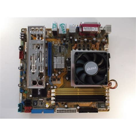Laptop Asus Amd Athlon X2 asus m2a vm skt am2 motherboard with amd athlon x2 dual 6000 3 00 ghz cpu