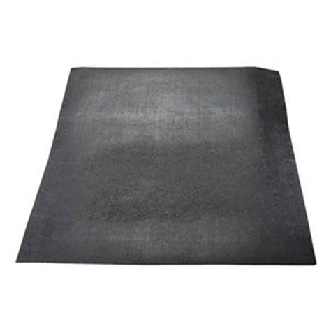 rubber bed liner amazon com bed liner mat rubber 48 x 52 x 1 4 in home