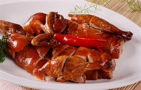 Exotic Home Interiors by Traditional Cantonese Whole Roasted Duck Good Things