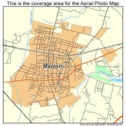 marion carolina map aerial photography map of marion sc south carolina