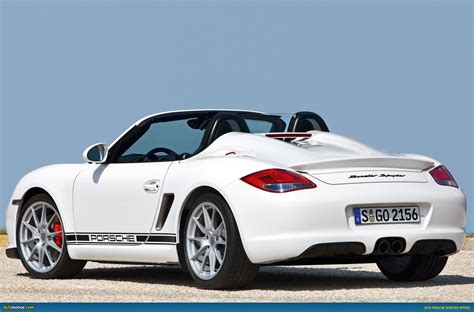 Porche Boxter Spider porsche boxster spyder underwhelms can bmw learn from it