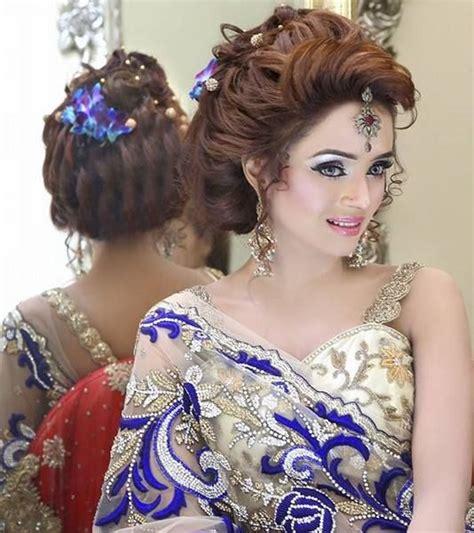 pakistan hair style video pakistani bridal hairstyle 2016 erotic and beautiful 9