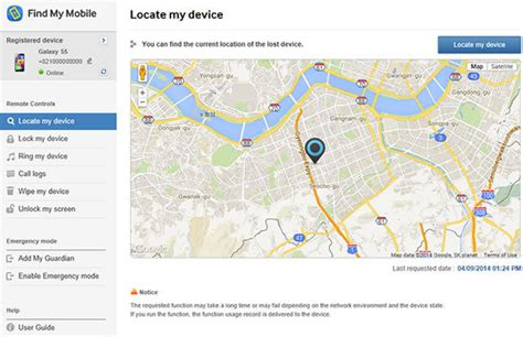 samsung find my mobile zero day in samsung find my mobile service allows