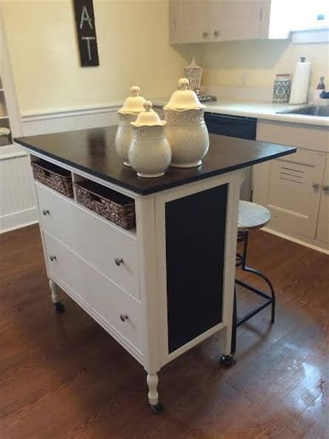 repurposed kitchen island ideas 25 best ideas about dresser kitchen island on pinterest