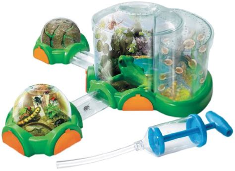Mainan Edukasi Discover Bugs Wonders Of Learning Sticker Book Smithsonian Eco Dome Habitat With Triops In The Uae