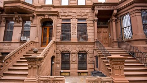 buy house in ny brownstone preservation brownstones economy