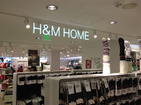 h m stores with home section new georgetown h m first to sell home goods in u s patch
