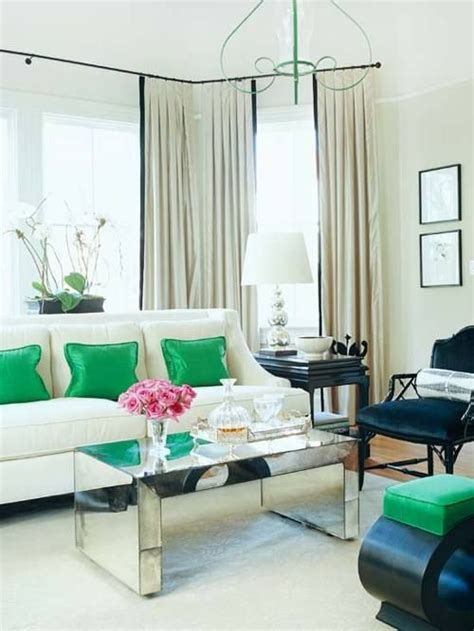 neutral living room with pops of color pops of color living rooms