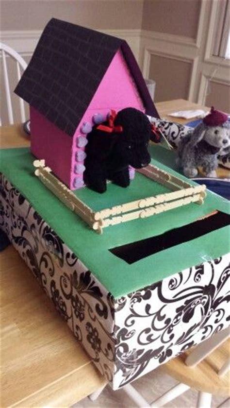 dog house valentine box kylee s valentine s box valentines ideas pinterest