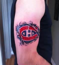 tattoo ink montreal habs fan in oakville ontario go habs go habs ink